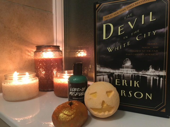 The Ultimate Autumn Bath