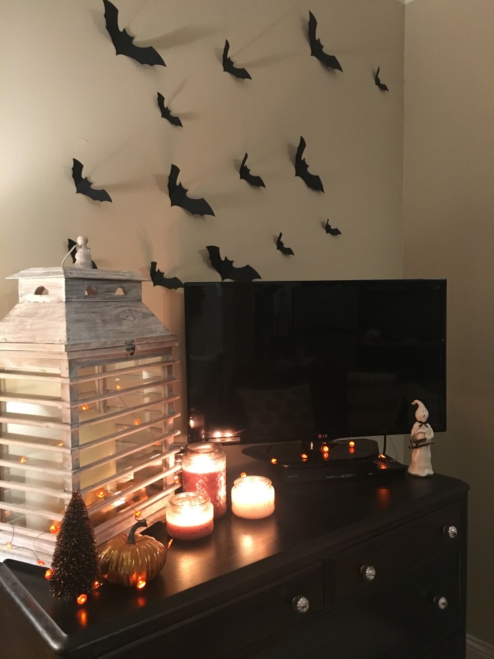 Halloween Decor Tour 2016